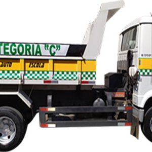 Aluguel Caminhão – CATEGORIA C